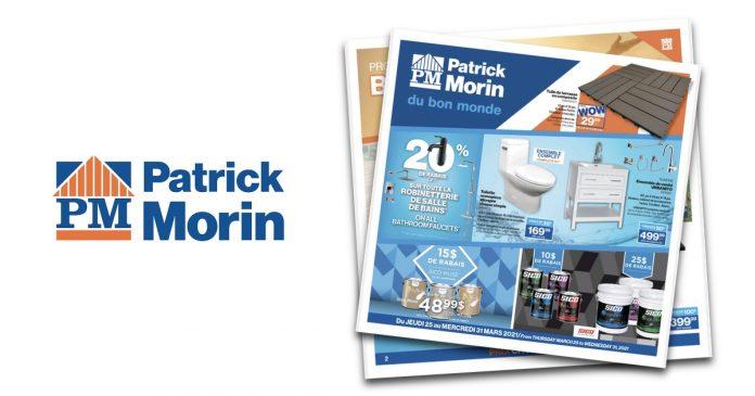 Circulaire Patrick Morin de la semaine